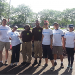 GCF Hosts Barclays Volunteers for Farm Work Day