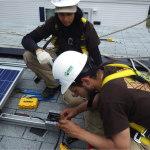 Solar Training with GRID Alternatives