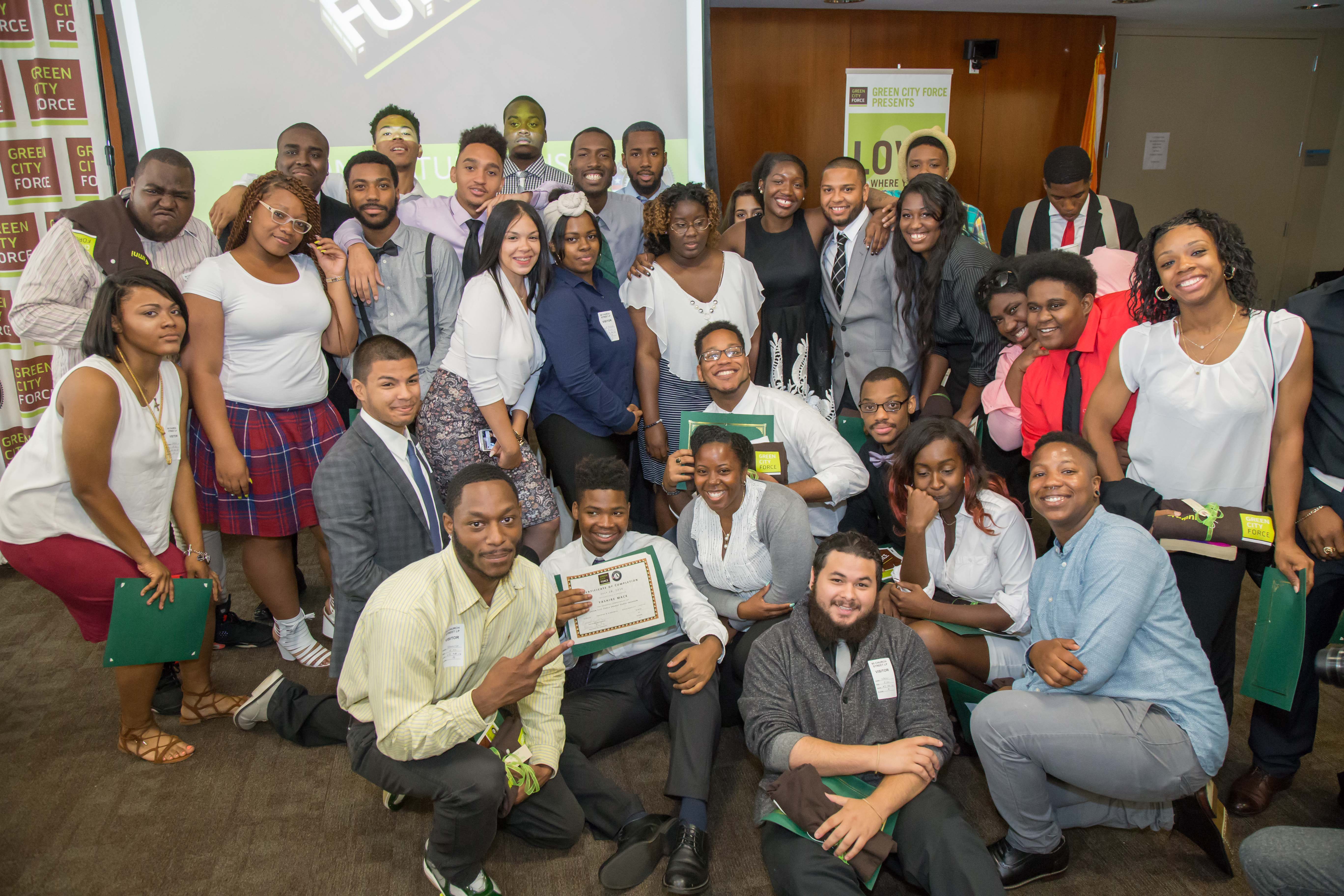 Congratulations to all our Clean Energy Corps graduates in Cohort 11!