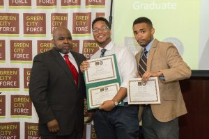 Green City Force Cohort 11 Graduation