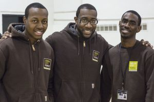 Osei, Tarik and Kareem