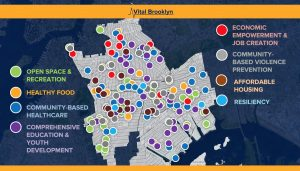 Vital Brooklyn Map